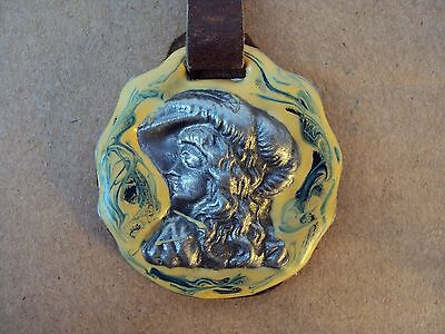Unknown Watch Fob / Christopher Columbus?