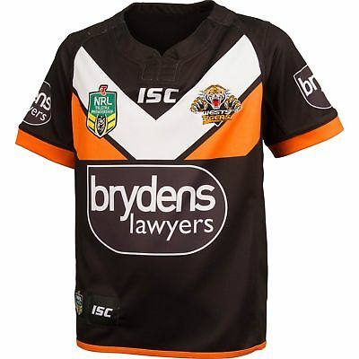 Wests Tigers 2016 NRL Home Jersey 'Select Size' S-7XL BNWT