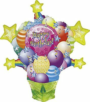 """Palloncini """"Happy Birthday"""", Surprise Package"""