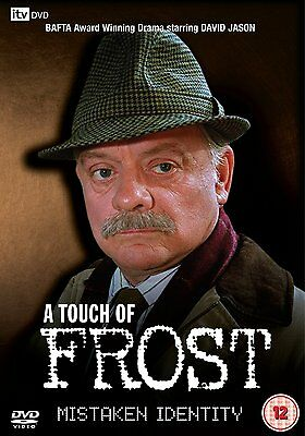 A TOUCH OF FROST MISTAKEN IDENTITY DVD Series 9 Brand New Sealed UK Release