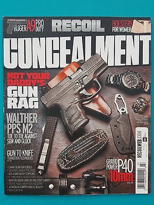 Concealment ISSUE 3 Display until 06/24/2016    ungelesen 1A abs.TOP