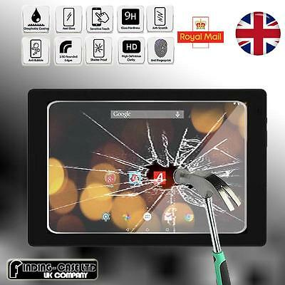 Tablet Genuine Tempered Glass Screen Protector For Argos Bush Spira B2 10 Inch
