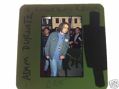 ADAM DURWITZ THE COUNTING CROWS 1995 35mm slide photo transparency UNPUBLISHED