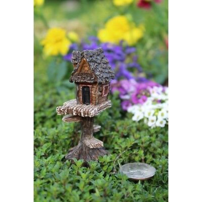 "2.75"" My Fairy Gardens Itty Bitty Clubhouse Pick - Tiny Micro Mini Figurine"