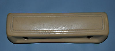1966-70 Mopar Dodge Plymouth Chrylser 9 Inch Short Armrest Beige Brown