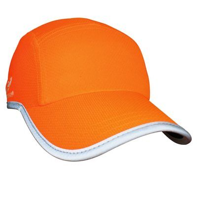 NEW Headsweats High Visibility Race Hat - Orange from Ezi Sports Store