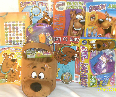 New Scooby Doo Easter Toy Gift Basket Birthday Gift Action Figure