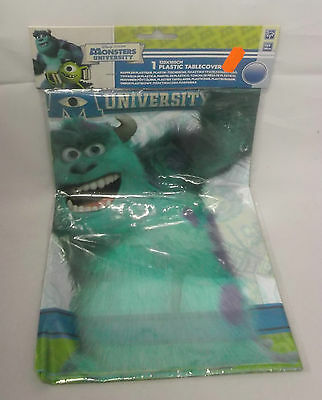 Tovaglia In Pvc Monsters University 120X180Cm Decorata Party
