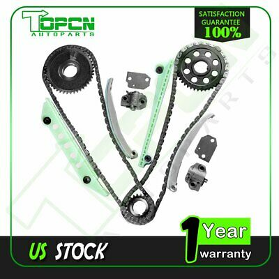Timing Chain Kit fits 97-10 Ford F-150 Explorer Expedition 4.6L SOHC VIN 6 W