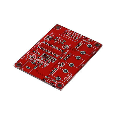 XR2206 Function Signal Generator DIY Kit Sine Triangle Square Output 1HZ-1MHZ DI