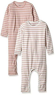 MINI MIZE by MAMLICIOUS - MMMOON GIRLS LS NIGHTSUIT - 2-PACK 15, Maglione unisex