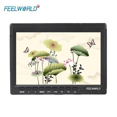 "Feelworld 7"" HD LCD Screen Camera Monitor 4K for Panasonic GH4 for Sony A7S N3H0"