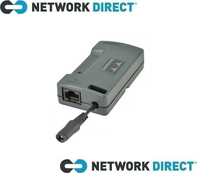 LOT OF 5 *NEW* AIR-PWRINJ2 Cisco Power Injector For 1100 & 1200 **VAT-FREE €35**