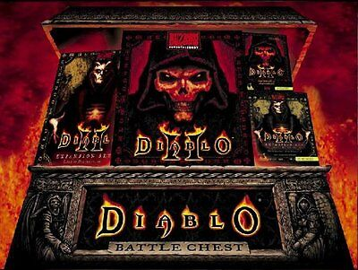 Diablo 2 Battlechest (Classic + Lord of Destruction) Battlenet CD Key EU II LoD