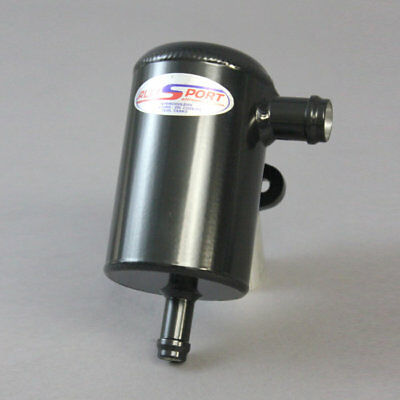 Allisport Land Rover Discovery 200 or 300 Tdi Oil Breather Tank Black