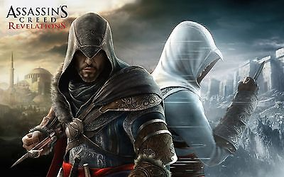 Poster Abystyle - Assassin's Creed Revelations
