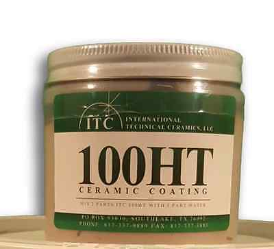 ITC-100HT Ceramic Radiant Heat Reflection and Refractory Protection Kiln Coating
