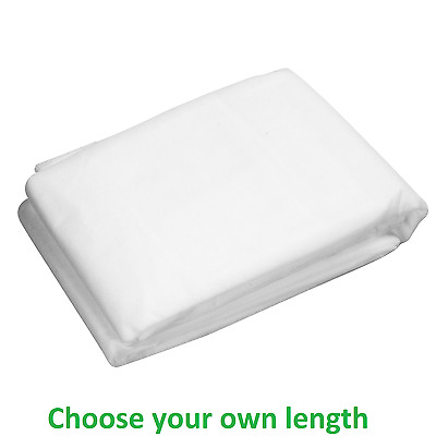 Weed Membrane Non Woven Geotextile White Geotec 1000 / Terram 4.5m (W) x Any (L)