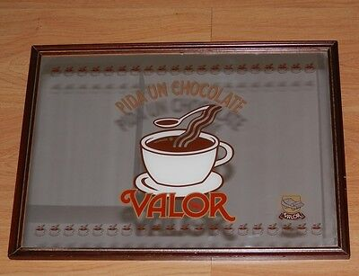 Chocolates Valor -- Un Espejo Vintage