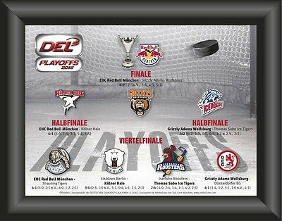 DEL Playoffs 2016 Pin-Kollektion