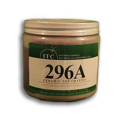 ITC-296-A Ceramic Radiant Heat Reflection and Refractory Protection Top Coating
