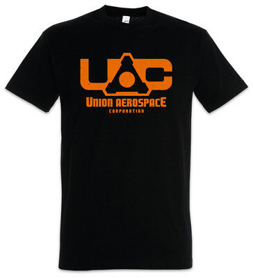 UNION AEROSPACE CORPORATION T-SHIRT – BFG Company Doom Firma