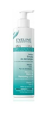 EVELINE MAKE-UP REMOVER LOTION 3 IN 1 245ml