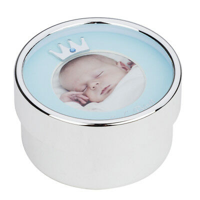 NEW Gibson Baby Little Prince Trinket Box
