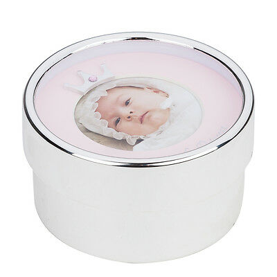 NEW Gibson Baby Little Princess Trinket Box