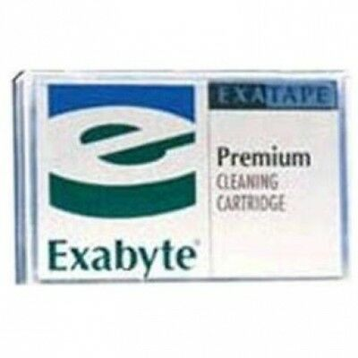 Exabyte 8MM 18C Premium Cleaning Cart For Eliant Drives. Brand New