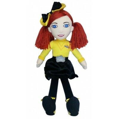 The Wiggles - Emma Cuddle Doll. Free Delivery