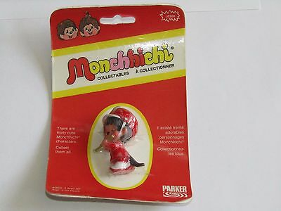 Vintage New 1974 Parker Monchhichi J6500 Piper Sealed