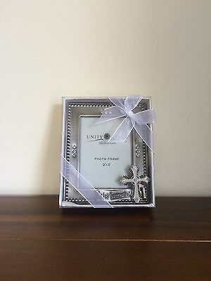 My First Communion Day Photo Frame/Gift Pewter Unisex Small