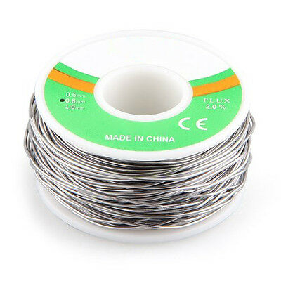 1 roll of Wire Solder Wire Roll Coil Wire Tin Welding Diameter 0.8 mm
