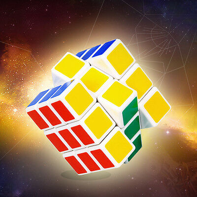 HOT Ultra-smooth Twist Speed Magic Cube Puzzle Racing CA