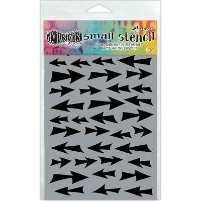 Dylusions Stencil - Small 5x8 - Direction