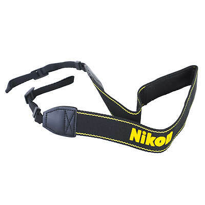 Shoulder/Neck Sling Strap Belt fr Nikon Digital DSLR Camera&Bag Case—Replacement