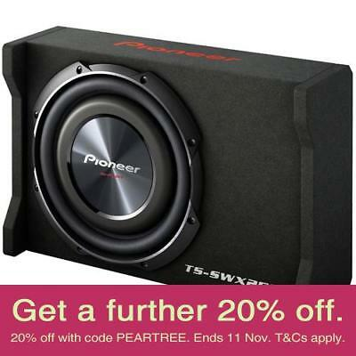 """Pioneer TS-SWX2502 10"""" Subwoofer Enclosed Box with AUST PIONEER WARRANTY"""