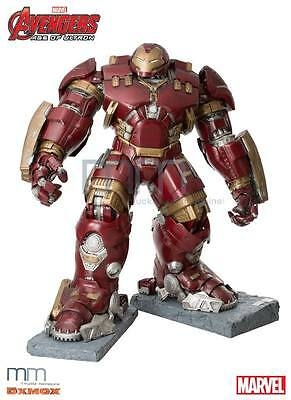 Hulk Buster Avengers 2 Age Of Ultron Muckle Life Size Figur Incl. Led Kit 340 Cm