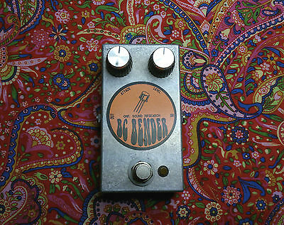 GMR BC Bender Handwired Fuzz Pedal (Kit or Fully Assembled)