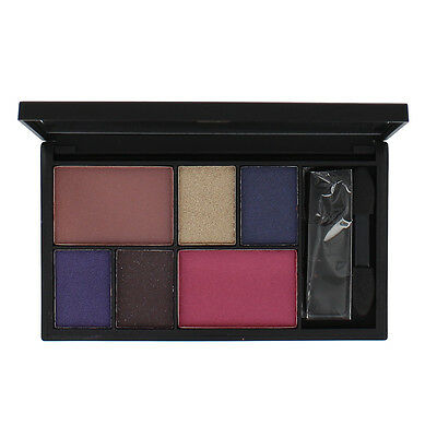 Sleek Make-Up 6 Colour Palette with Eyeshadow and Blusher-See You At Midnight