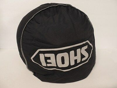 NOS Vintage Shoei Helmet Bag - Motorcycle Motocross AHRMA S12