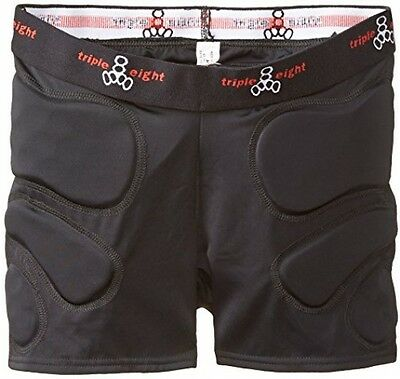 Triple Eight Roller Derby Bumsaver-Padded Shorts Skateboard Protective Gear Med.