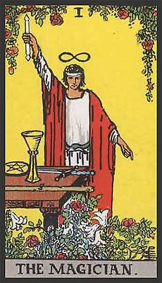Vinyl Sticker Decal Full Color CAD Cut Car occult The Hanged Man Tarot Card