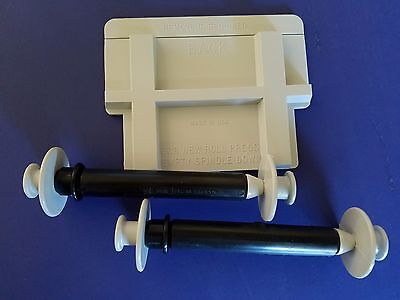 Bobrick Replacement Spindles - drop down - set of 2