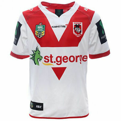 St George Dragons 2016 NRL Home Jersey Adults, Ladies & Kids Available BNWT