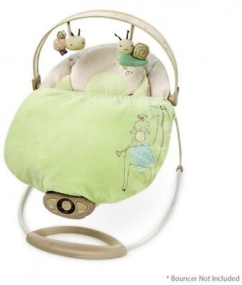 Indoor Toddler Baby Comfort & Harmony Snuggle Stay Swing Bouncer Blanket Only