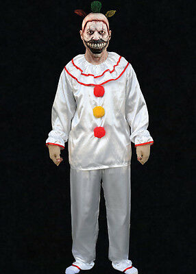New Twisty The Clown Halloween Costume Special Sale Price