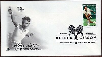 Althea Gibson American Tennis Player And Pro Golfer First Black