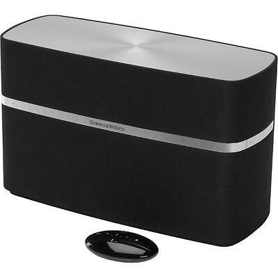 B&W Bowers Wilkins A7 AirPlay Music System Subwoofer Wireless Speakers - Refurb